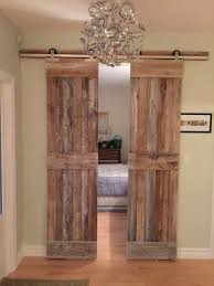 these doors opens up to the guest bedroom they are sliding on the
