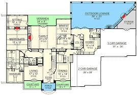 Luxury Home Plan With Sport Court TX