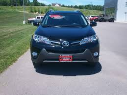 used certified one owner 2015 toyota rav4 xle awd suv washington