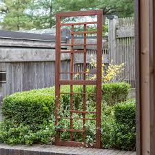 all things cedar trellis screen panel western red cedar