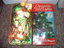 Decorated Christmas Trees Ebay by 106 Best Vintage Fairy Lights Images On Pinterest Retro