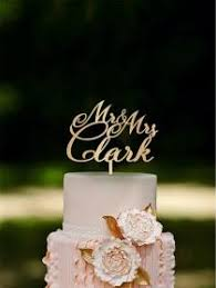 Classic Cake Decorations Rustic Cake Toppers Weddbook