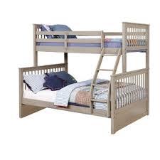 Bunk Bed With Crib On Bottom Kids U0027 Beds You U0027ll Love Wayfair