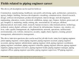 top 10 piping engineer interview questions and answers