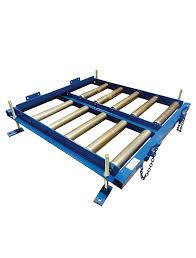 Roller Bed Frame Battery Roller Bed