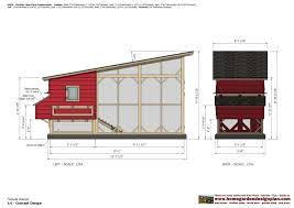 Chicken Coop Floor Plan Home Garden Plans M600 Chicken Coop Plans Construction
