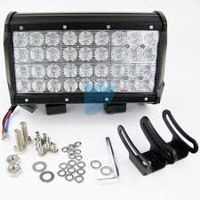 10 Inch Led Light Bar by 108w Cree Led Flood Light Bar For Marine Boat Offroad Truck Car