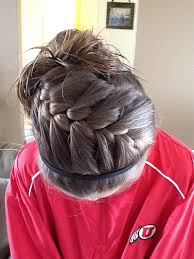 cute girls hairstyles for your crush best 25 soccer hairstyles ideas on pinterest basketball