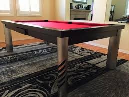 Convertible Pool Table by Beaautiful Convertible Pool Tables Dining Room Pool Tables By