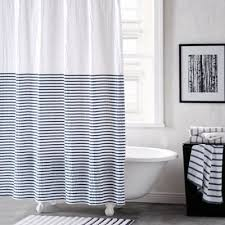 Shower Curtain Striped Buy Striped Bath Shower Curtains From Bed Bath Beyond