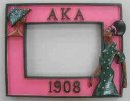 sorority picture frame alpha kappa alpha picture frame