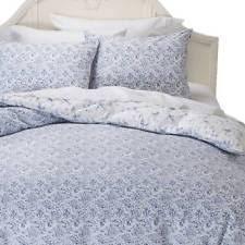 target simply shabby chic simply shabby chic indigo batik blue twin 2pc duvet cover set 1st