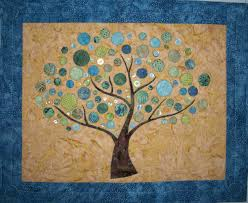 branching out wall hanging quilt pattern