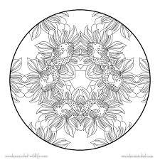 printable free coloring pages mandala designs pipress net