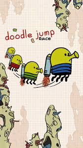 doodle jump doodle jump race on the app store