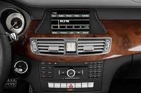2015 mercedes benz cls class facelift spied automobile magazine