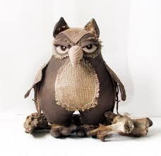 owl home decor owl owl decor handmade owl home decor ornament owl forest