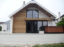 images of extensions to back of bungalows private home seaton