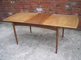 G Plan Dining Room Furniture by G Plan E Gomme Vintage Retro Teak Extending Dining Table With 4