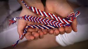 red friendship bracelet images Red white and blue patriotic friendship bracelets flickr jpg