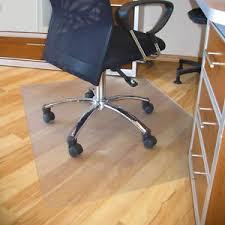 tapis de sol bureau tapis protege sol antidérapant siège bureau protection sol dur