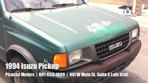 1994 isuzu pickup youtube