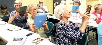 technology for seniors assisted living technology