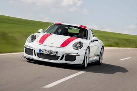 porsche r a second hand porsche 911 r commands as much as 1 3 million in