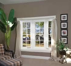 bow window treatment ideas decor window ideas