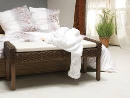 Bettbank Schlafzimmer Sitzbank Bett Ziemlich Sitzbank Bettbank Bank Rattan Braun