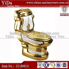 new model gold wc toilet washdown two piece toilet bowl ceramic