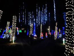 noccalula falls christmas lights 2017 thoughts of a trail bug december 2013