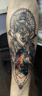 arm sleeve ideas 55 wolf designs and
