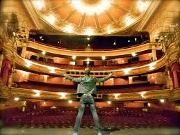 Resume For Theater At The Kings Theatre In Glasgow Scotland Rich Binning