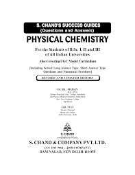 schand success guide in physical chemistry by gaurav madan pdf