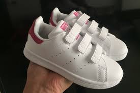 stan smith light pink magic buckle adidas stan smith kids white and light pink adidas stan