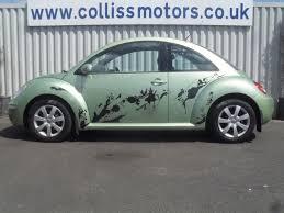 used volkswagen beetle hatchback 2 2007 volkswagen beetle luna 8v 2 999
