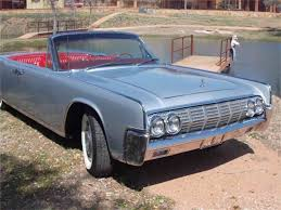 1964 Lincoln Continental Interior 1964 Lincoln Continental For Sale Classiccars Com Cc 1023586