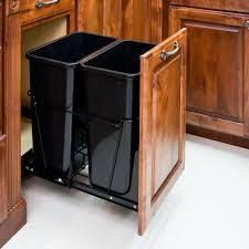 Kitchen Garbage Can Cabinet Hidden Garbage Can Cabinet Best Cabinet Decoration