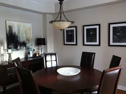 dining room redo benjamin moore paint collingwood home