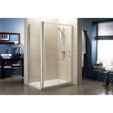 1000 Sliding Shower Door Identiti2 1000 Sliding Shower Door 6mm Clear Glass From April