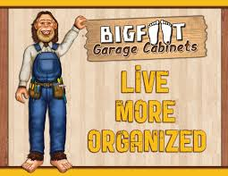 big foot garage cabinets big foot garage cabinets garage cabinets las vegas is run and