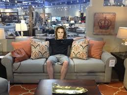 Living Spaces Sofa by Sofa So Good