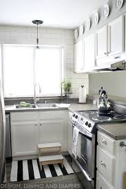 Small Kitchen With White Cabinets Kitchen Tiny Kitchen Remodel Tiny Kitchen Remodels Tiny Galley