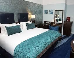 wandtapete schlafzimmer schlafzimmer blau mit wandtapete grau freshouse