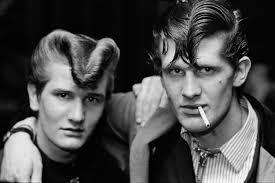 the teddy boys hairstyle the teddy boys britain s original teenage rebels