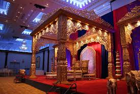 indian wedding decoration dulhan mandap toronto indian wedding and reception décor