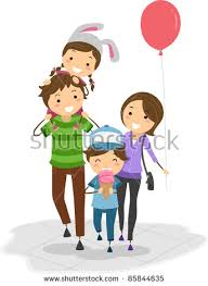 family theme park stock images royalty free images vectors