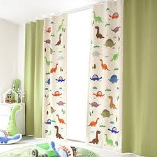 Jungle Curtains For Nursery Ivory Animal Curtain Panels For