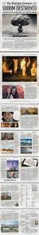digital tabloid newspaper template for indesign 6982008 free